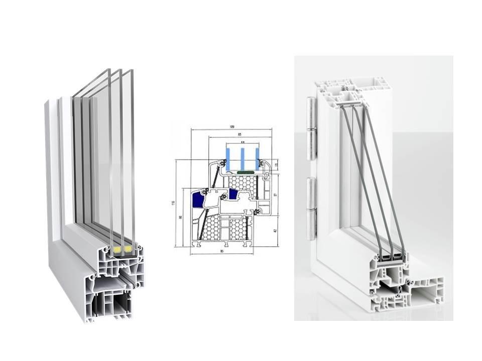 معیار انتخاب گالوانیزه برای پنجرههای دوجداره upvc چیست؟