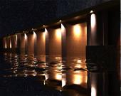 نور پردازی در نمای ساختمان