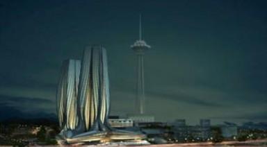 ساخت«برج میلاد 2» در مرکز زلزله