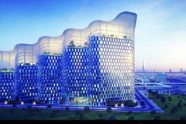 بزرگترین و هوشمندترین برج جهان در دبی ساخته می شود