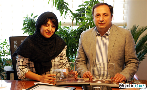 جایزة بینالمللی برای هتل فرودگاهی ایران