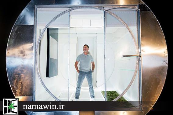 خانههای چرخشی شاهکار حیرت انگیز معماری آینده