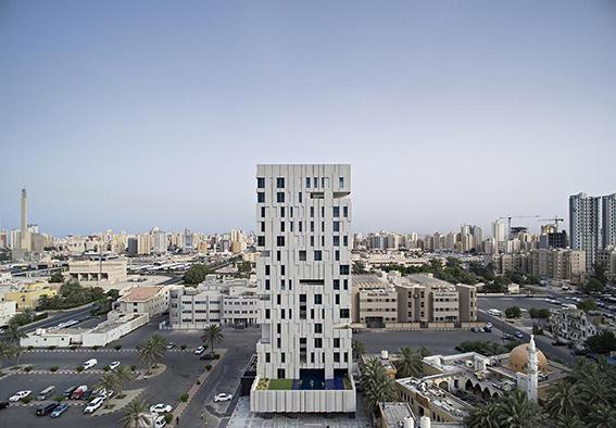 برج باد، مفهوم تازه در زندگی شهری