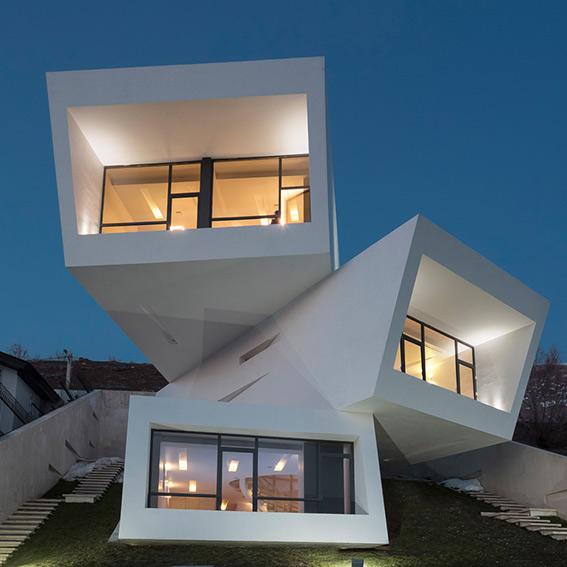 برترین ساختمانهای موج جدید معماری ایران
