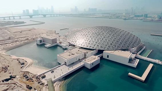 ناگفتههای طراحی موزه لوور ابوظبی