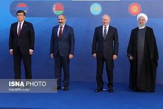 پیام حضور ایران در اتحادیه اوراسیا به غرب در شرایط تحریم