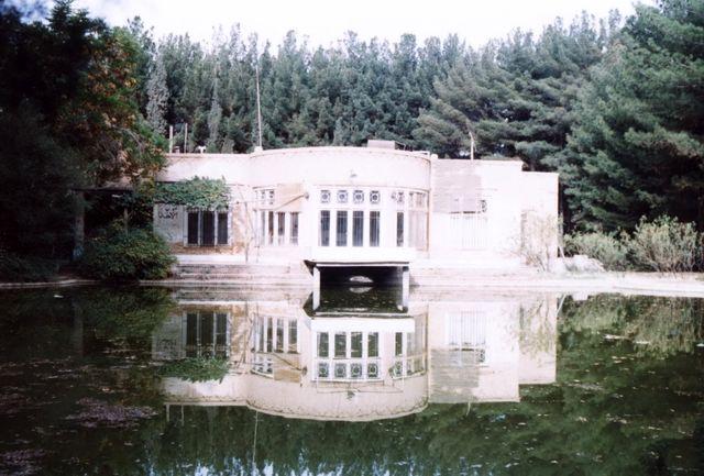 باغ و عمارت معصومیه شهر بیرجند