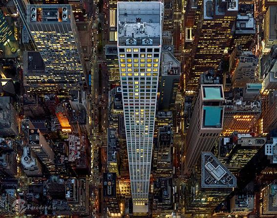 منع ساخت آسمانخراشهای شیشهای در نیویورک