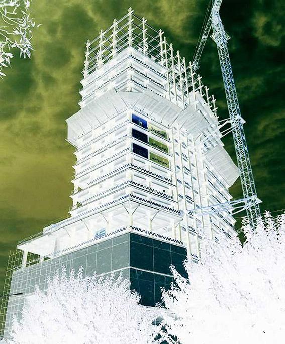 مهندسی نما – چگونه یک نما ساختمان عملکردی طراحی کنیم؟