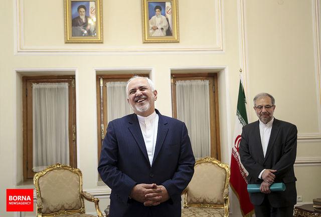 ظریف با وزیر امور خارجه بولیوی دیدار کرد