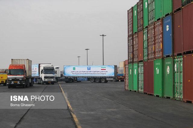 شرط صادرات کالاهای توقیف شده قاچاق