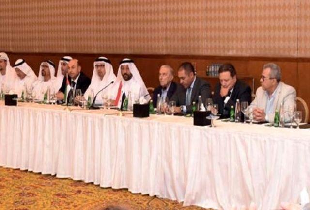 امارات در زمینه انرژی و صنایع با سوریه توافق کرد