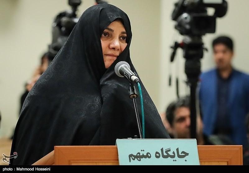 دختر وزیر اسبق صنعت در جایگاه متهم