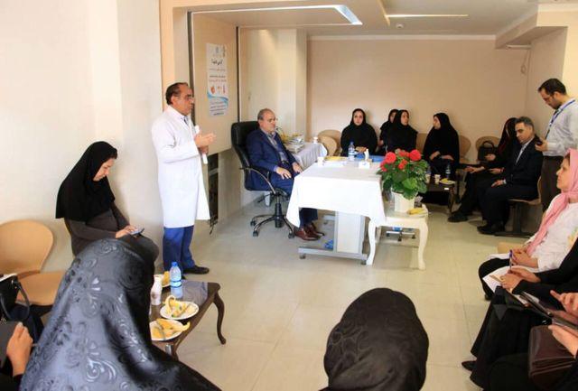 اجرای طرح پیشگیری و کنترل سرطان های شایع جهانی در بیمارستان بهبود