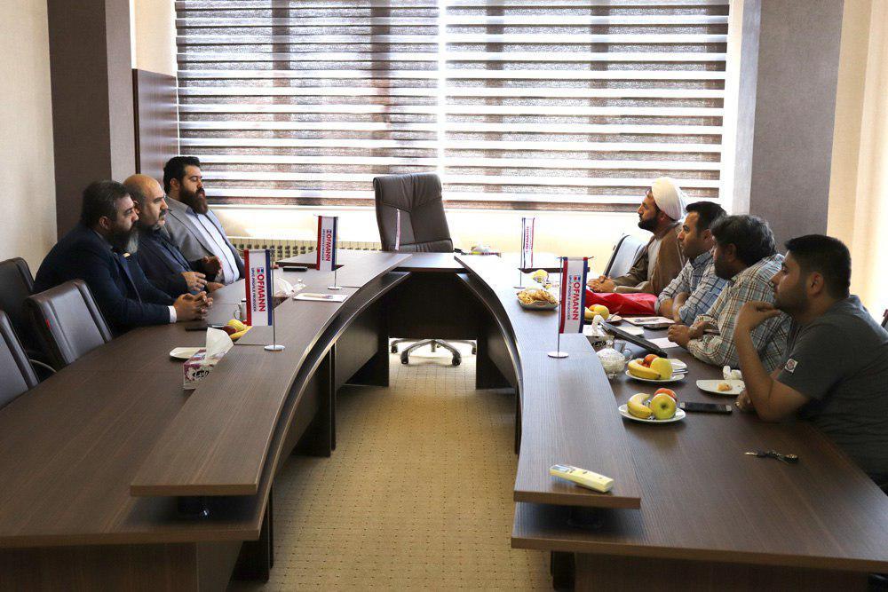 جلسه هم اندیشی هیأتمدیره انجمن حمایت از حقوق مصرفکنندگان با مدیرعامل هافمن