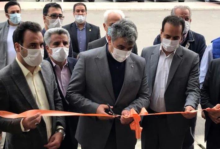 هجدهمین نمایشگاه صنعت ساختمان استان گلستان افتتاح شد
