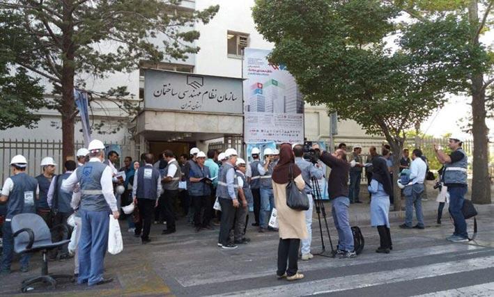 زمزمه های انحلال یا تعطیلی سازمان نظام مهندسی تهران