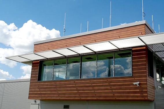 افزایش کیفیت نمای PVC بیرونی ساختمانها با نانوذرات