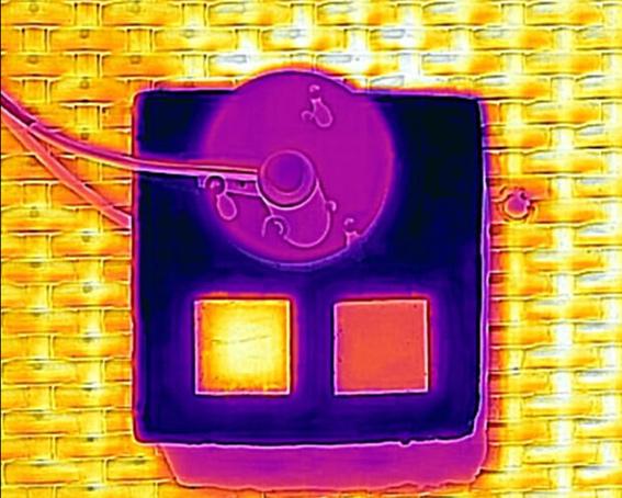 رنگ دولایهای که ساختمانها را خنک میکند