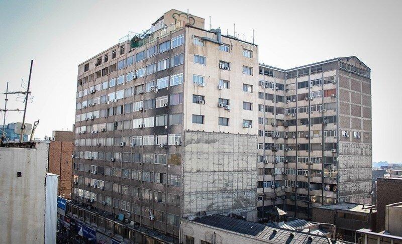 ساختمان آلومینیوم ایمنسازی شد