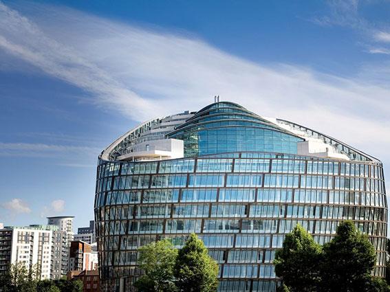 پایدارترین ساختمانهای اداری دنیا