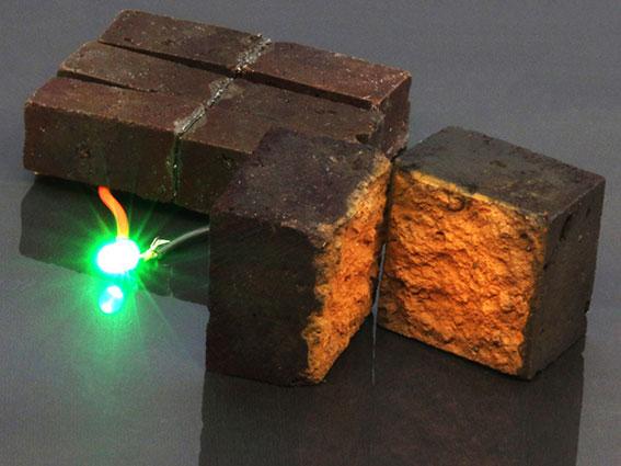 آجرهای ساختمان به باتری تبدیل میشوند