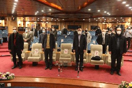برگزاری مراسم افتتاحیه دومین همایش و نمایشگاه نما