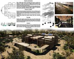 جایزه سیوششمین دورهی انجمن معماری جهانی به طرحی ایرانی رسید