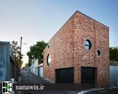 طراحی چشم نواز نمای ساختمان