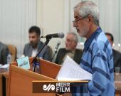 دومین جلسه دادگاه تیمور عامری(از مدیران اسبق بانک مرکزی)