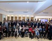 گردهمایی گروه صنعتی آدوپن پلاستیک پرشین (وین تک) و نمایندگان شرکت عایق کویر یزد