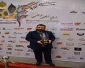 هافمن برگزیده سیزدهمین جشنواره مدیران جوان کشور