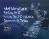صعود آساش به رتبه ۶۲ از ۵۰۰ شرکت برتر ترکیه