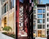 5 ساختمان با نمای تراکوتا