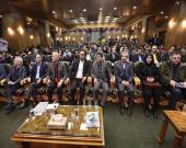 تقدیر از طراحان و سازندگان برتر در گردهمایی شهرداری منطقه یک تهران