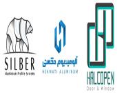 افتتاح فروشگاه پروفیل آلومینیوم سیلبر در اصفهان