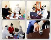 سومین مرحله از اقدامات مقابله با کرونا در آکپا ایران