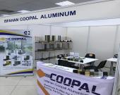 حضور آلومینیوم کوپال در نمایشگاه ساختمان و معماری ارمنستان