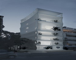 طراحی آپارتمان مسکونی که فقط سَبُک نیست!