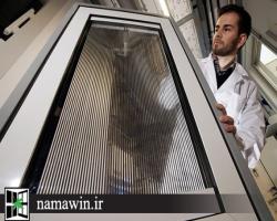 تنظیم نور و گرمای اتاق با پنجرههای هوشمند