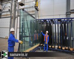 ایران در حوزه تولید صنایع جانبی شیشه ساختمان به خودکفایی رسیده است