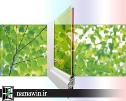 پنجرههای جدید خورشیدی دو طرفه کوانتومی