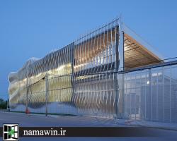 نماهای فلزی، ایده آل ساختمانهای صنعتی با ترکیب هنر و علم