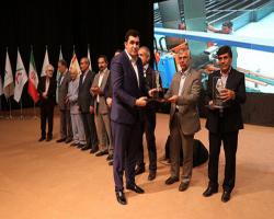 تجلیل از وینتک بهعنوان واحد نمونه صنعتی آذربایجان شرقی