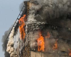 هشدار محققان نسبت به کاربرد مصالح اشتعالپذیر در نما/نتایج تست آتش بر روی 11 مصالح نازککاری