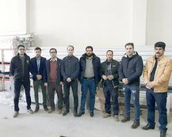 شرکت حامیان صنعت آلومینیوم (آلفورال) سومين دوره آموزشی را برگزار میکند