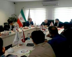 همایش هماندیشی نمایندگان سیندژ در استانهای سهگانه خراسان