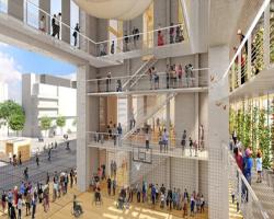 ساختمان کربن صفر، نمادی برای المپیک ۲۰۲۴ پاریس شد