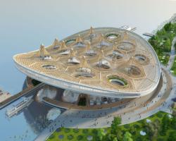 ساختمانهایی که معماری ۲۰۲۰ را متحول میکند