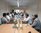 جلسه هیأتمدیره انجمن با برنامه فعالسازی کارگروههای تخصصی
